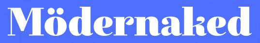 Mödernaked Logo